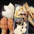 <47CLUB><送料無料> 紅鮭切身(とても便利な1切れずつ真空パック) <程よい甘塩品入荷しました> 画像