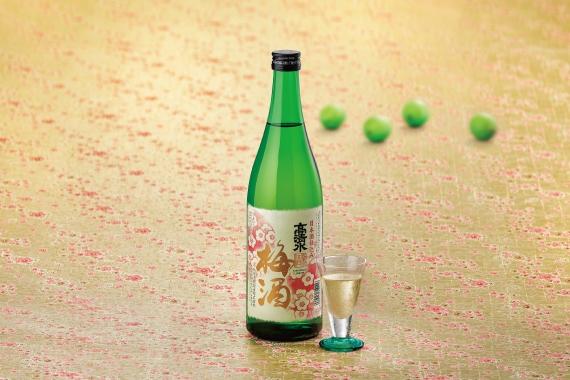 <47CLUB> 梅酒  日本酒仕込み画像