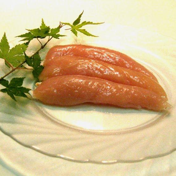 <47CLUB> 鶏肉あべどり  ささみ2kg   (冷蔵)画像