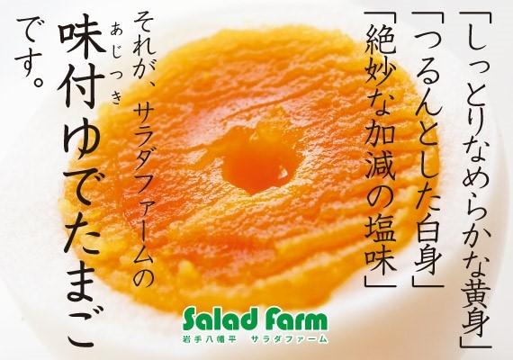 <47CLUB> 岩手山麓 八幡平からお届け!! 「味付たまごセット」画像