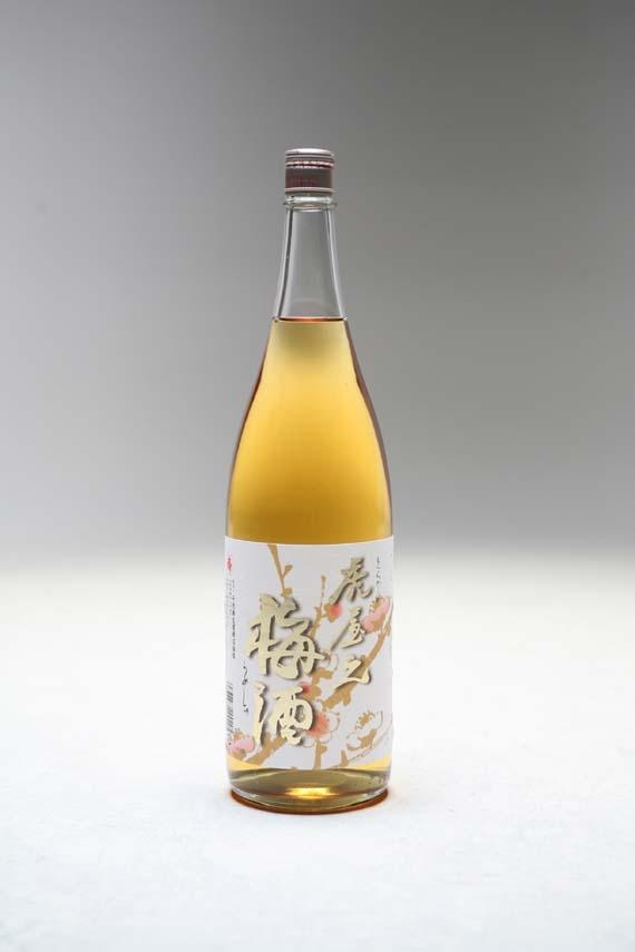 <47CLUB> 千代寿 虎屋之梅酒1.8L画像