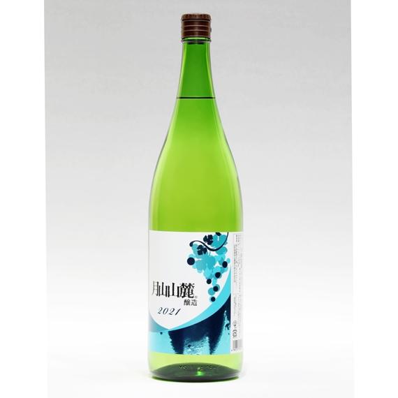 <47CLUB> 2017月山山麓ヌーヴォー 白ワイン1.8L×6本【送料無料】画像