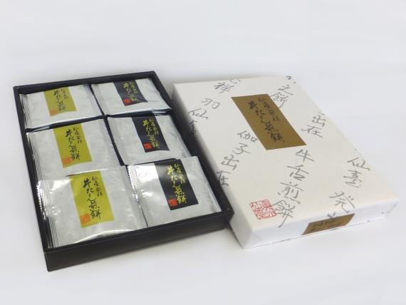 <47CLUB> 【仙臺発祥牛たん煎餅】塩味(24枚)画像