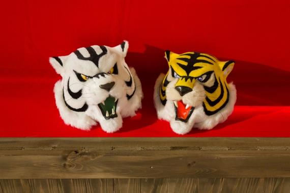 <47CLUB> タイガーマスク等身大ディスプレイマスク〜【タイガーマスク】画像