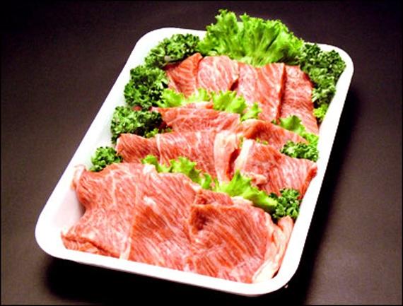 <47CLUB> とちぎ那須和牛 焼肉用 400g【送料無料】画像