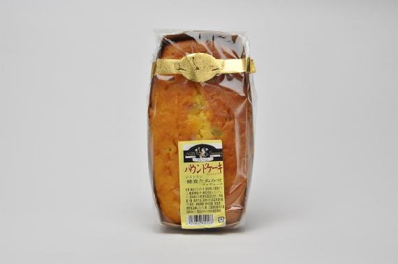 <47CLUB> 納豆レストランのスイーツ『納豆パウンドケーキ 』プレーン画像