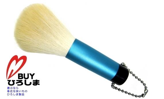 <47CLUB> 【メンズファッション】【特許取得】男性用洗顔ブラシ ★抗菌加工★ 熊野筆 SERBER・プレゼント包装画像