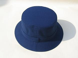 <47CLUB> しじら織男性用帽子画像
