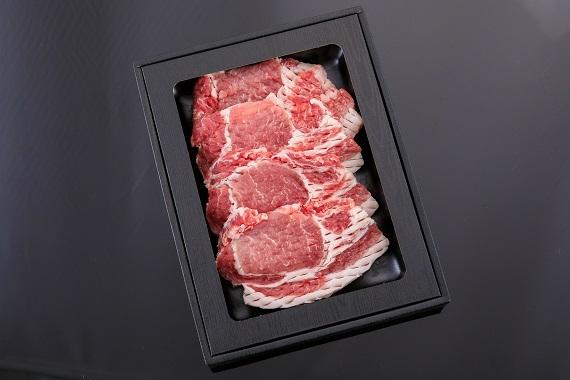 <47CLUB> ブランド豚の贈答セット!【四万十ポーク ロース肉 1枚140g×4枚】【グルメ・ドリンク】画像