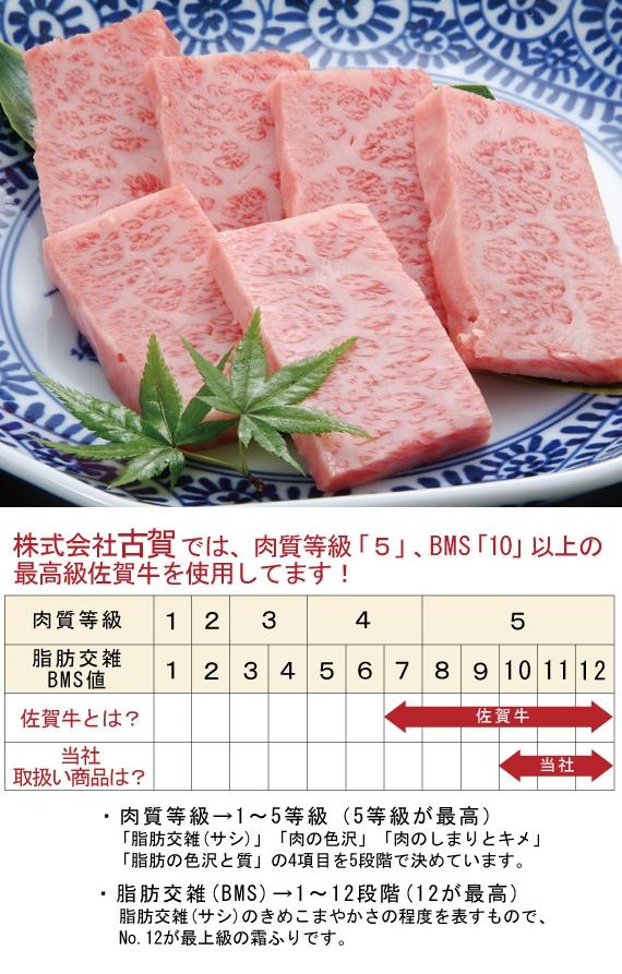 <47CLUB> 【佐賀牛】極上カルビ(2人前400g)画像