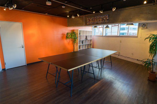 Creator's District702 | 大きなテーブルあります!