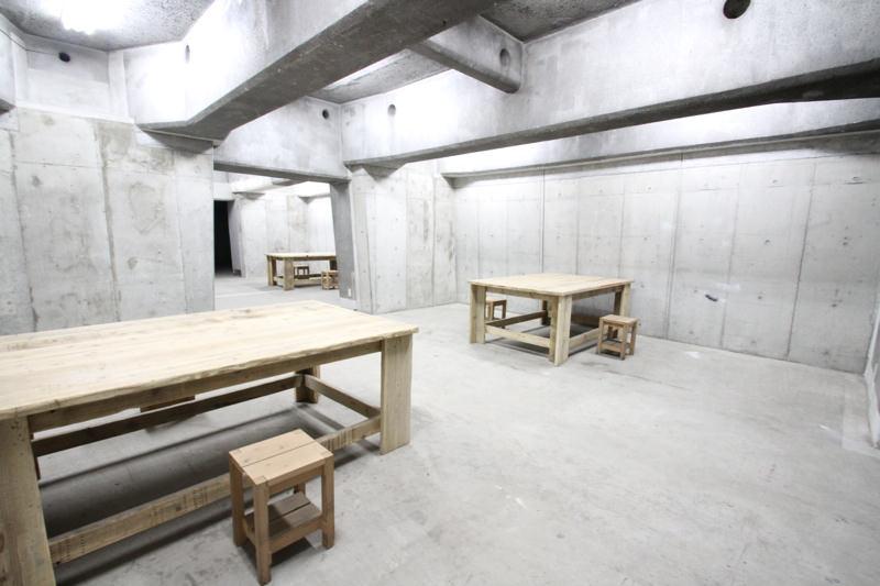 GUNKAN アトリエ2階   スペース②
