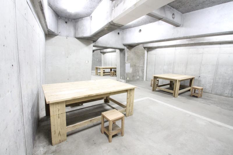 GUNKAN アトリエ2階   スペース⑥