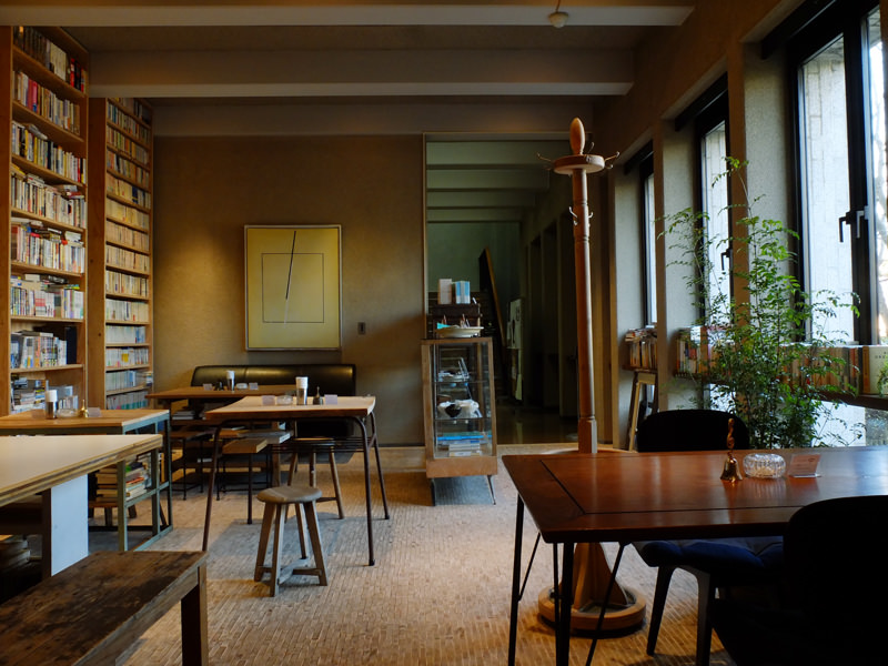 BUNDAN(駒場東大前) | カフェスペース