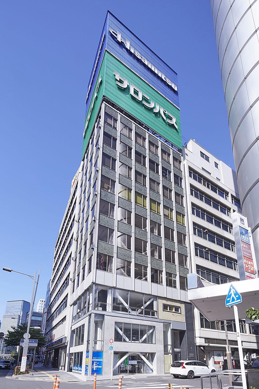 みんなの会議室 東京駅前3階   建物外観