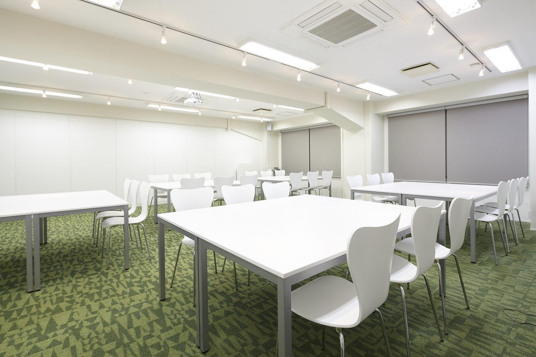 みんなの会議室 渋谷宮益坂3F | グループワーク形式