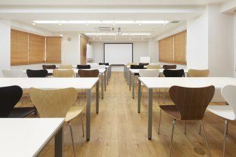 みんなの会議室 代々木第2 | スクール形式