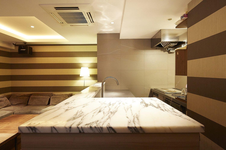 Lounge-R スペースA | キッチンもあります。
