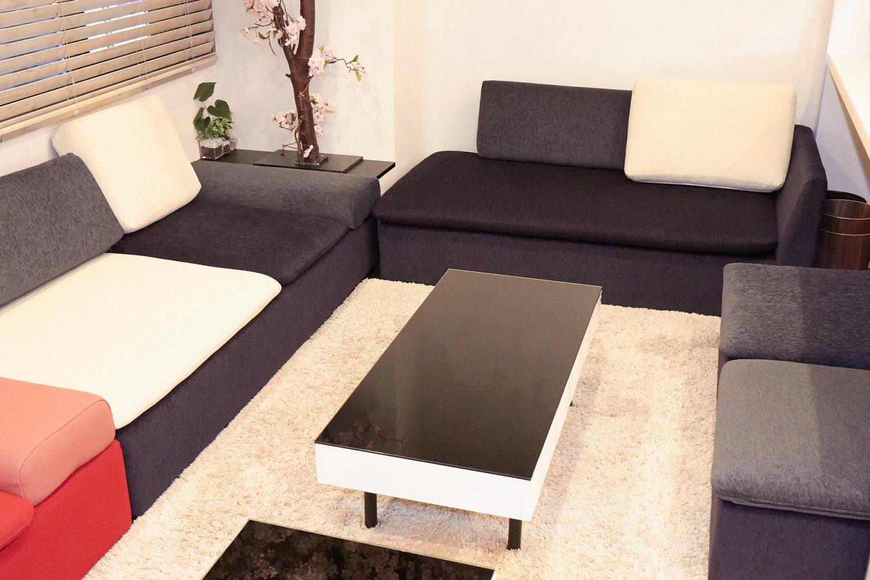 Lounge-R 渋谷   くつろげるスペース