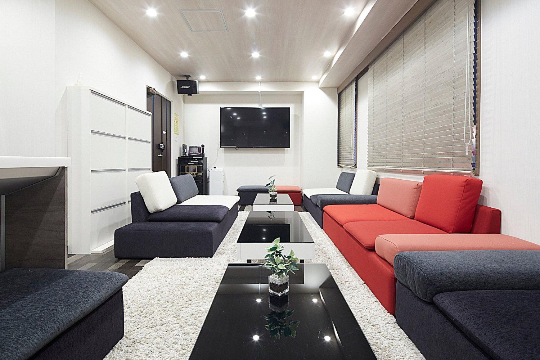 Lounge-R 渋谷   スぺース置くから