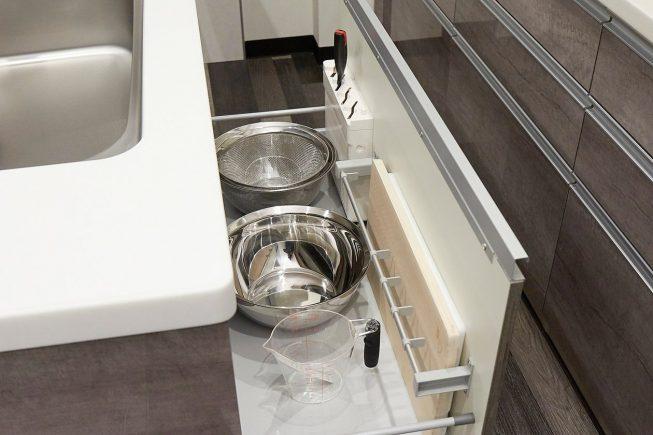 Lounge-R 渋谷   調理器具もあります