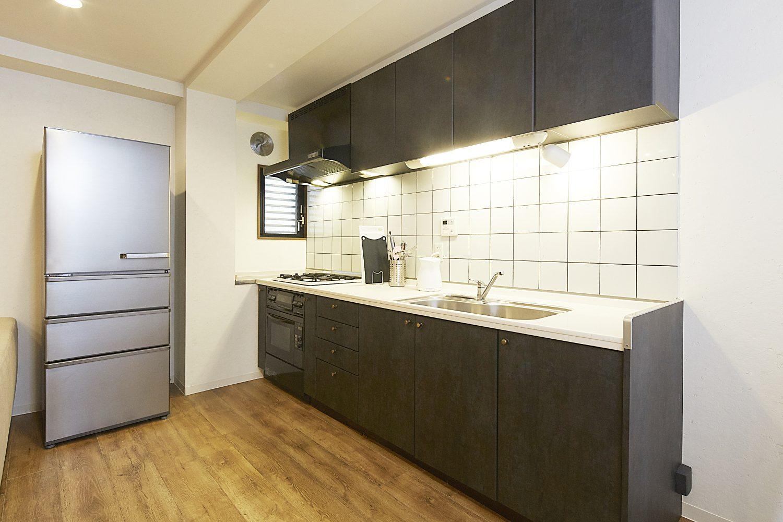 Lounge-R TERRACE 渋谷   キッチンあります