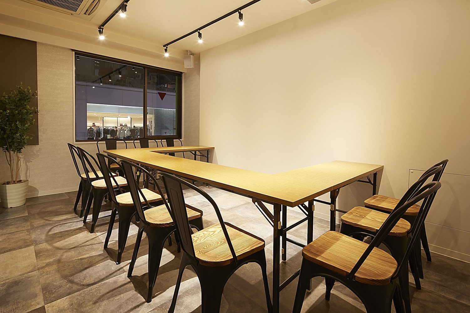 TIME SPACE渋谷 | Meeting Room