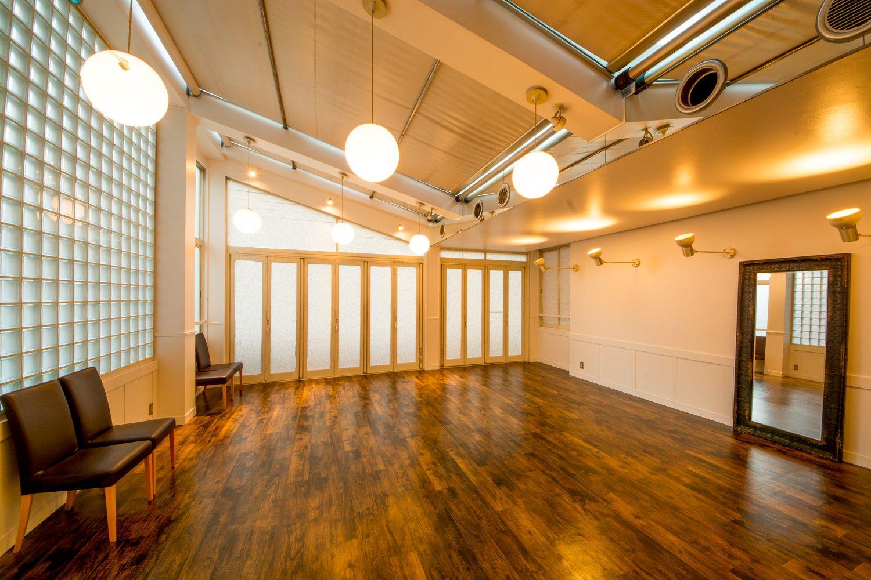 EBISU SHOW ROOM | 2F控室