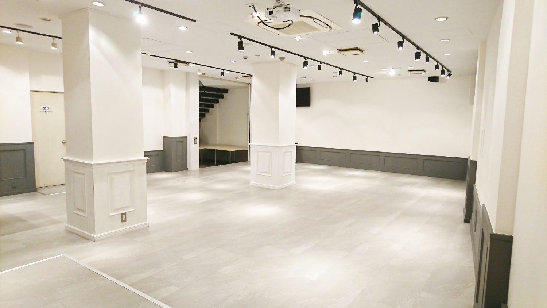 原宿スペース(旧the sadcafe studio) | B1スペース