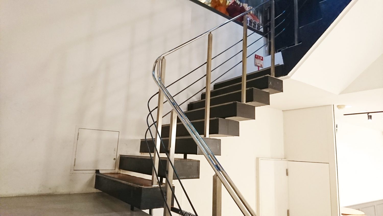 原宿スペース(旧the sadcafe studio) | B1スペース階段