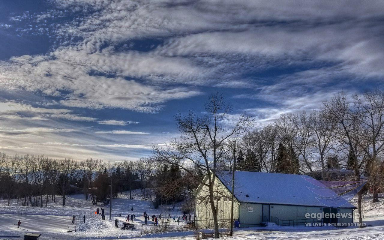 #EBCphotography:  Confederation Park in Northwest Calgary, Alberta, Canda