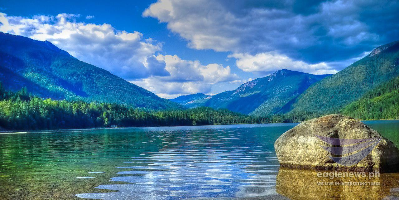 #EBCphotography:  Three Valley Lake in British Columbia, Canada