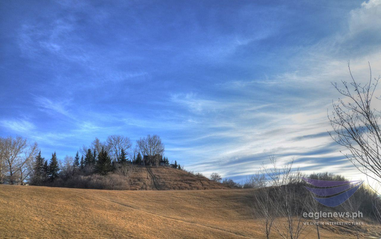 #EBCphotography:  View to Scotsman Hill, Alberta, Canada
