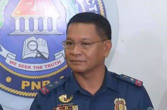 Philippine National Police-Criminal Investigation and Detection Group (PNP-CIDG) chief Police Director Ruel Obusan