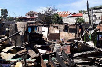 Nasa 33 na kabahayan nasunog sa Valencia City, Bukidnon