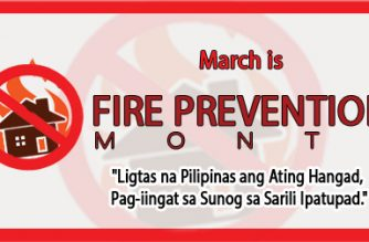 Infographics: March is Fire Prevention Month!