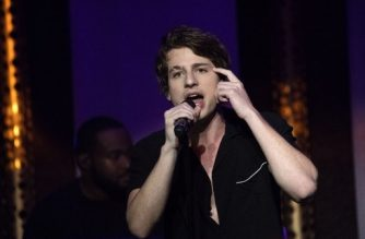 "Singer/songwriter Charlie Puth performs at the The Peppermint Club, on April 17, 2018 in West Hollywood, California. Charlie Puth's silky falsetto made him a global star with the pop ballad ""See You Again,"" but his roots, he is quick to point out, are in jazz. Puth spent a year and a half writing and revising his second album, ""Voicenotes,"" which comes out May 11 after a delay, and despite warnings that it was not commercially viable he found himself repeatedly turning to jazz.  / AFP PHOTO / VALERIE MACON / With AFP Story by Shaun TANDON: Pop star Charlie Puth breathes jazz on new album"