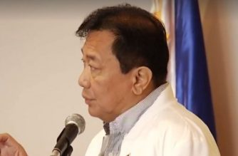 File photo of Speaker Pantaleon Alvarez
