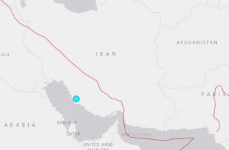 Quake hits near Iran nuclear power plant