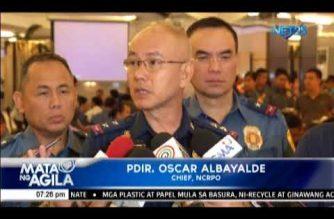 Mga barangay official na tatakbo sa May 14 elections, hinamon na magpa drug test