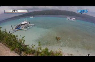Sumilon Island, pansamantalang isasara para sa coastal clean-up