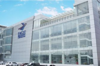 The Eagle Broadcasting Corporation's headquarters in Quezon City, Philippines.  (Eagle News Service)
