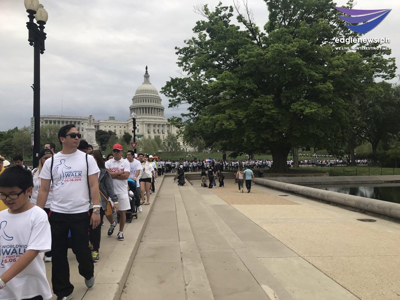 Mid Atlantic unite at National Mall in Washington D.C.