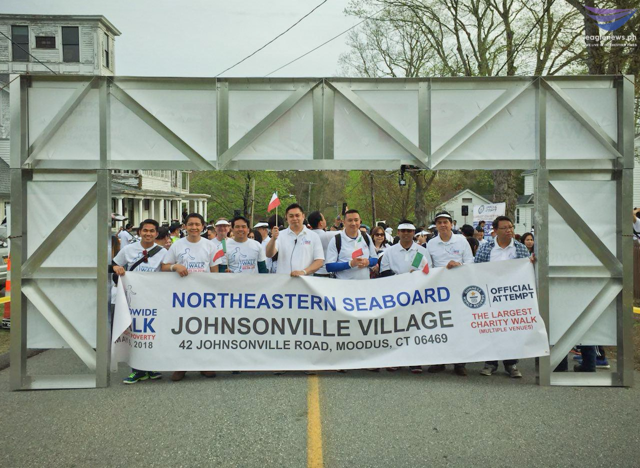From start to finish: INC Worldwide Walk participants from Northeast U.S. unite in Johnsonville, Connecticut