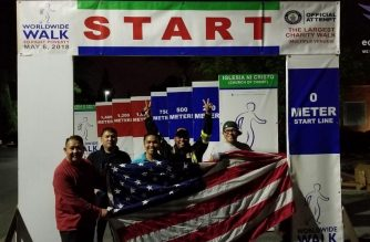 In photos: INC members in San Jose, California prepare for Worldwide Walk to Fight Poverty