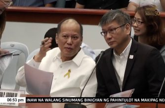 Fifth Dengvaxia-related complaint filed vs former President Aquino