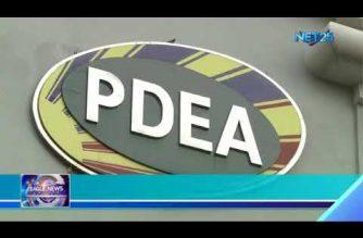 Kaso laban sa mga narco barangay official, inihahanda na ng PDEA