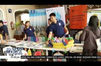 Philippines-Australia Friendship Day, ipinagdiwang sa New Era University