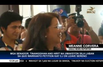 Sotto, Escudero reject call for Senate to act on quo warranto petition vs Sereno