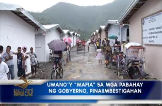 """Umano'y """"mafia"""" sa mga pabahay ng gobyerno, pinaiimbestigahan"""